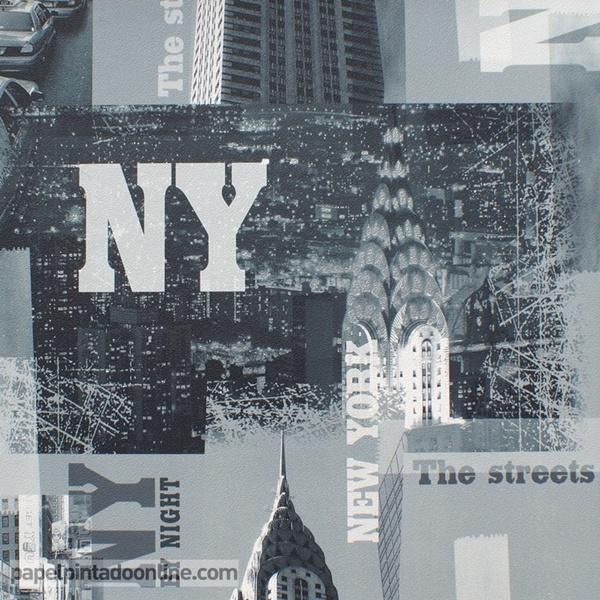 Papel p ntado im genes nueva york noche papel pintado de - Papel pintado nueva york ...